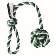 Trixie Denta Fun Playing Rope with Woven in Ball for Dog 30x5.5cm
