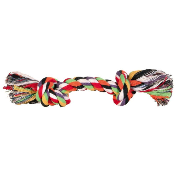 Trixie Denta Fun Playing Rope - 15cm