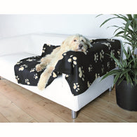 Trixie Barney Blanket 150x100cm Black/Blue