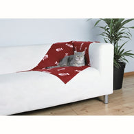 Trixie Beany Blanket 100x70cm Red