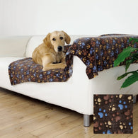 Trixie Laslo Fleece Blanket 100 x 70 cm Dark Brown
