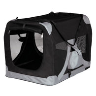 Trixie Mobil Kennel M 50x50x70cm Black/Grey