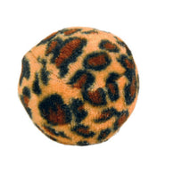 Trixie Set of Toy Balls with Leopard Print 4cm-4pcs.