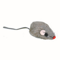Trixie Plush Mice with Bell, Great Cat Toy, with Catnip,5 Cm