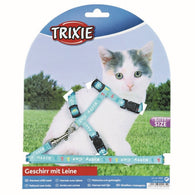 Trixie Set of Harness and Lead for Kittens / Small Cats Nylon 21 - 33 cm / 8 mm