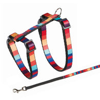 Trixie Cat Harness with Leash 25-45cm/10mm 1,2m