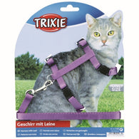 Trixie Mimi Cat Harness 26-43/10mm 1,2m