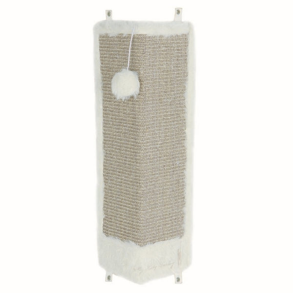 Trixie My Kitty Darling Scratching Post for Corners 31x60cm Cream
