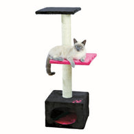Trixie Badalona Scratching Post 109 cm Black/ Fuchsia