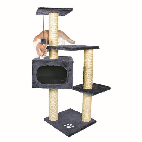 Trixie Palamos Scratching Post 109cm Charcoal Grey