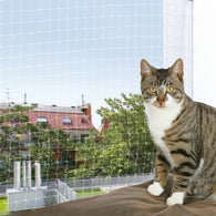 Trixie Protective Net For Cats - Transparent - 2 x 1.5m