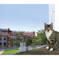 Trixie Protective Net For Cats - Transparent - 3 x 2m
