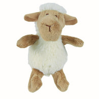 Trixie Sheep Plush Toy for Cat 10 cm