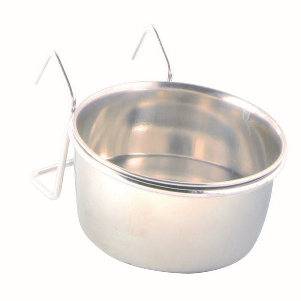 Trixie Stainless Steel Bowl with Holder 150 ml