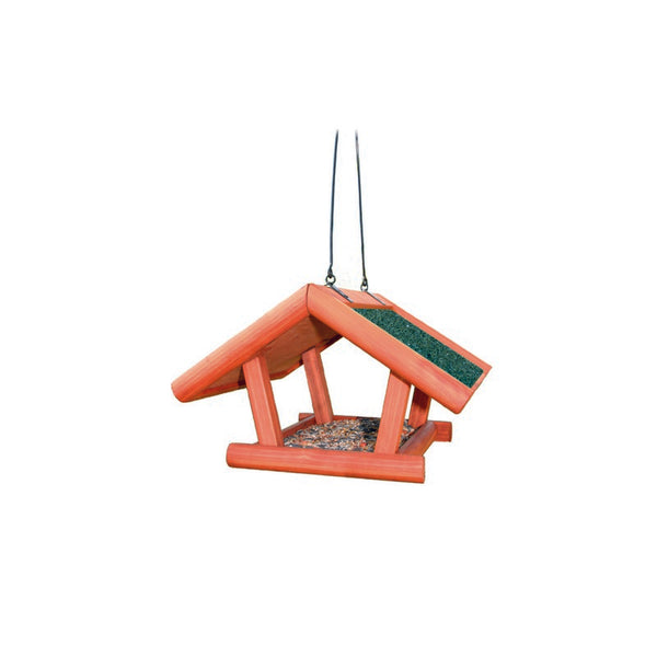Trixie Bird Feeder, 30x18x28cm, Brown