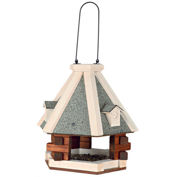 Trixie Bird Feeder, 36x35cm, Brown/White