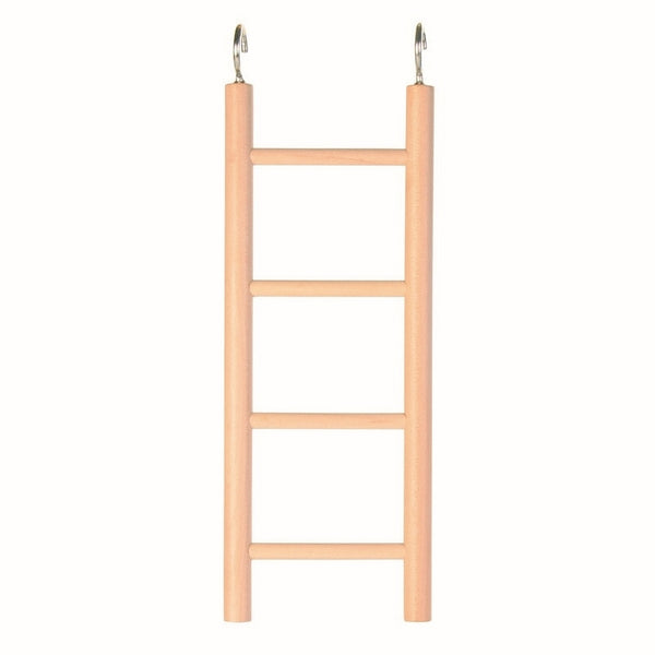Trixie Wooden Ladder with Four Rugs 20 cm