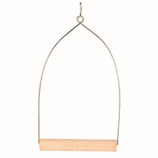 Trixie Arch Swing Wood 15 × 27 cm
