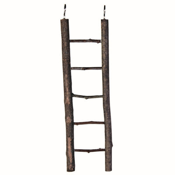 Trixie Natural Living Wooden Ladder with 5 Rungs 26 cm