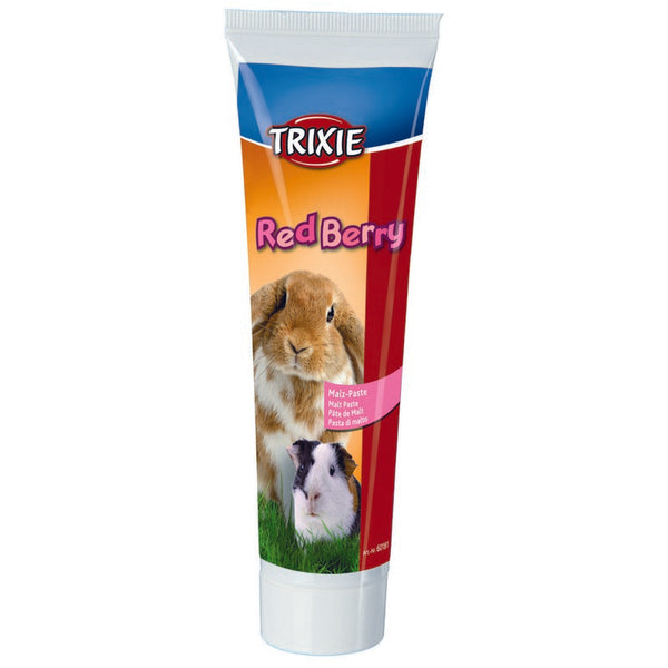 Trixie Malt Paste For Rodents & Rabbits Red Berry- 100g