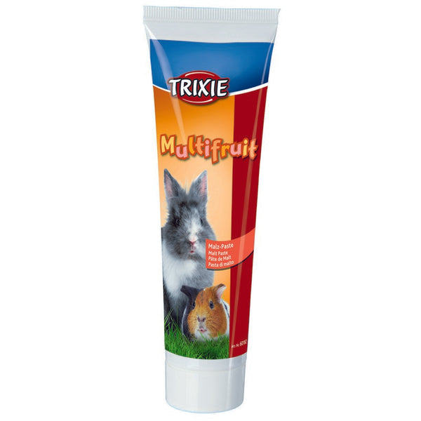 Trixie Malt Paste For Rodents & Rabbits Multi Fruit- 100g