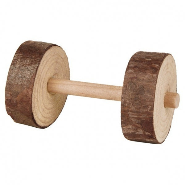 Trixie Natural Living 2 Dumbbells 9 x 4.5 cm
