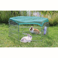 Trixie Natura Outdoor Run Kennel with Net 63 × 60 cm