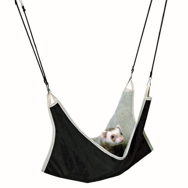 Trixie Hanging Mat for Ferrets 45 × 45 cm Brown / Beige