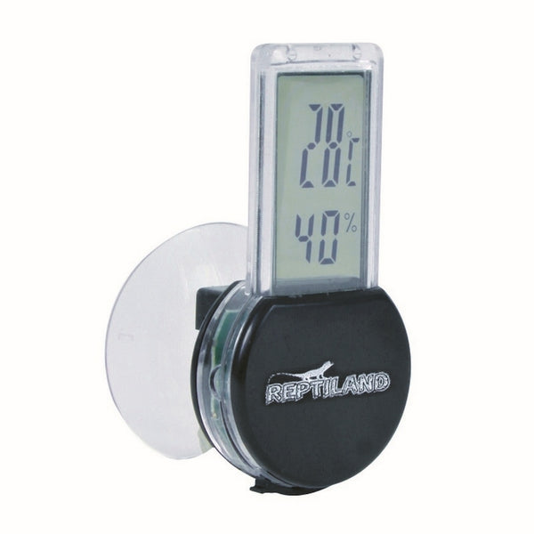 Trixie Digital Thermometer / Hygrometer with Suction Cup