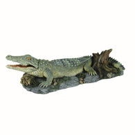 Trixie Crocodile with Air Pump Outlet, 26 cm