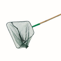 Trixie Fishing Net with Handle, 20 cm, Green