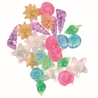 Trixie Crystal Sea Creatures Set, 24-Piece