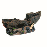 Trixie Ship Wreck Aquarium Decoration 24 cm