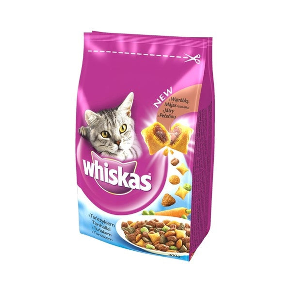 Whiskas Adult Dry Tuna 300g