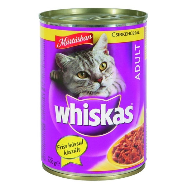 Whiskas Adult Chicken - Can 400g