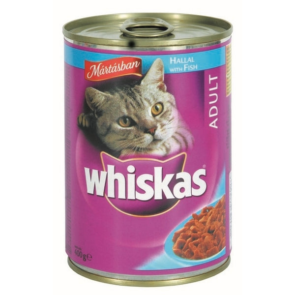 Whiskas Adult Tuna - Can 400g