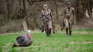 The Game of Turkey Hunting