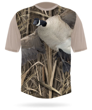 Canada Ggeese Short sleeve T-shirt - HILLMAN hunting gear