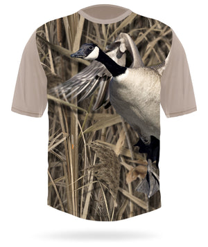 CANADA GOOSE SIDE Short sleeve T-shirt - HILLMAN hunting gear
