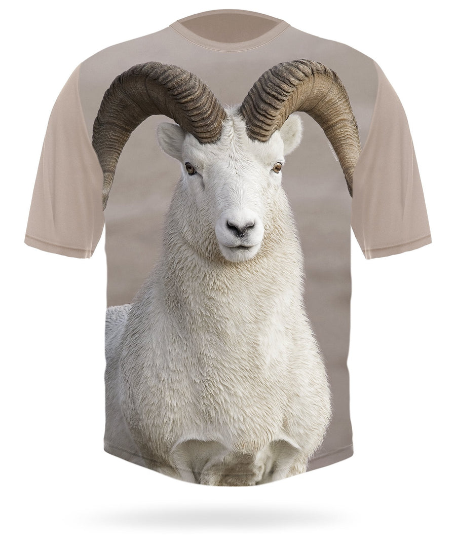 Hillman - Dall sheep short sleeve t-shirt