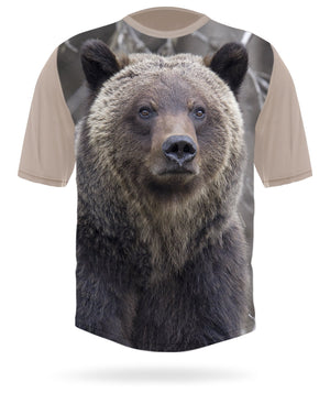 Hillman - Grizzly short sleeve hunting t-shirt