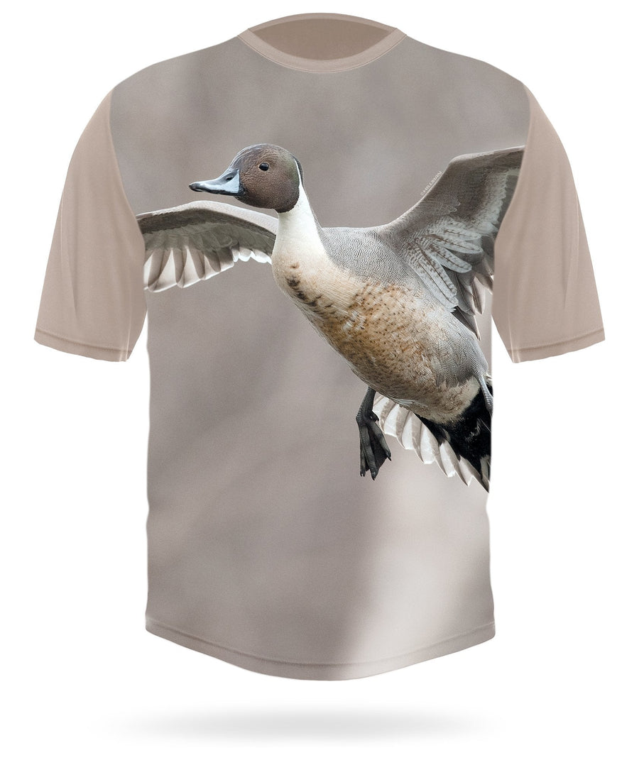 Hillman - Northern pintail short sleeve hunting t-shirt