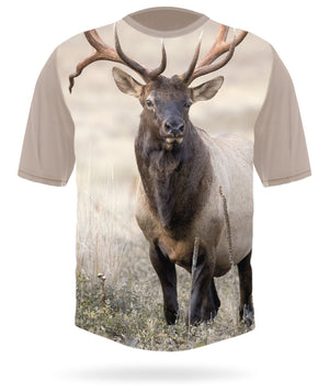 Roosevelt Elk T-shirt short sleeve - HILLMAN® hunting gear
