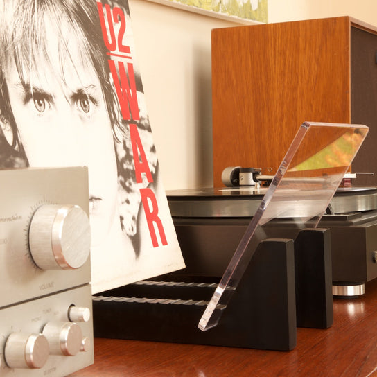 Vinyl Records Holder