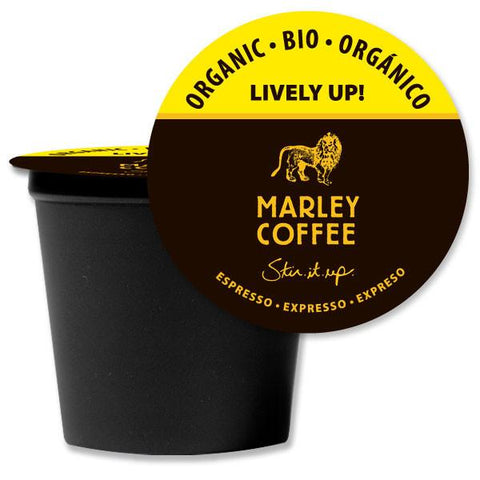 Marley Coffee Lively Up!