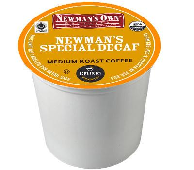 Newman's Own Special Decaf