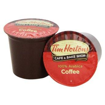 Tim Hortons Original Blend Single Serve Coffee 24 Pack