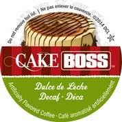 Cake Boss Dulce De Leche Decaf Coffee