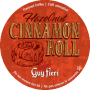 Guy Fieri Cinnamon Hazelnut Roll