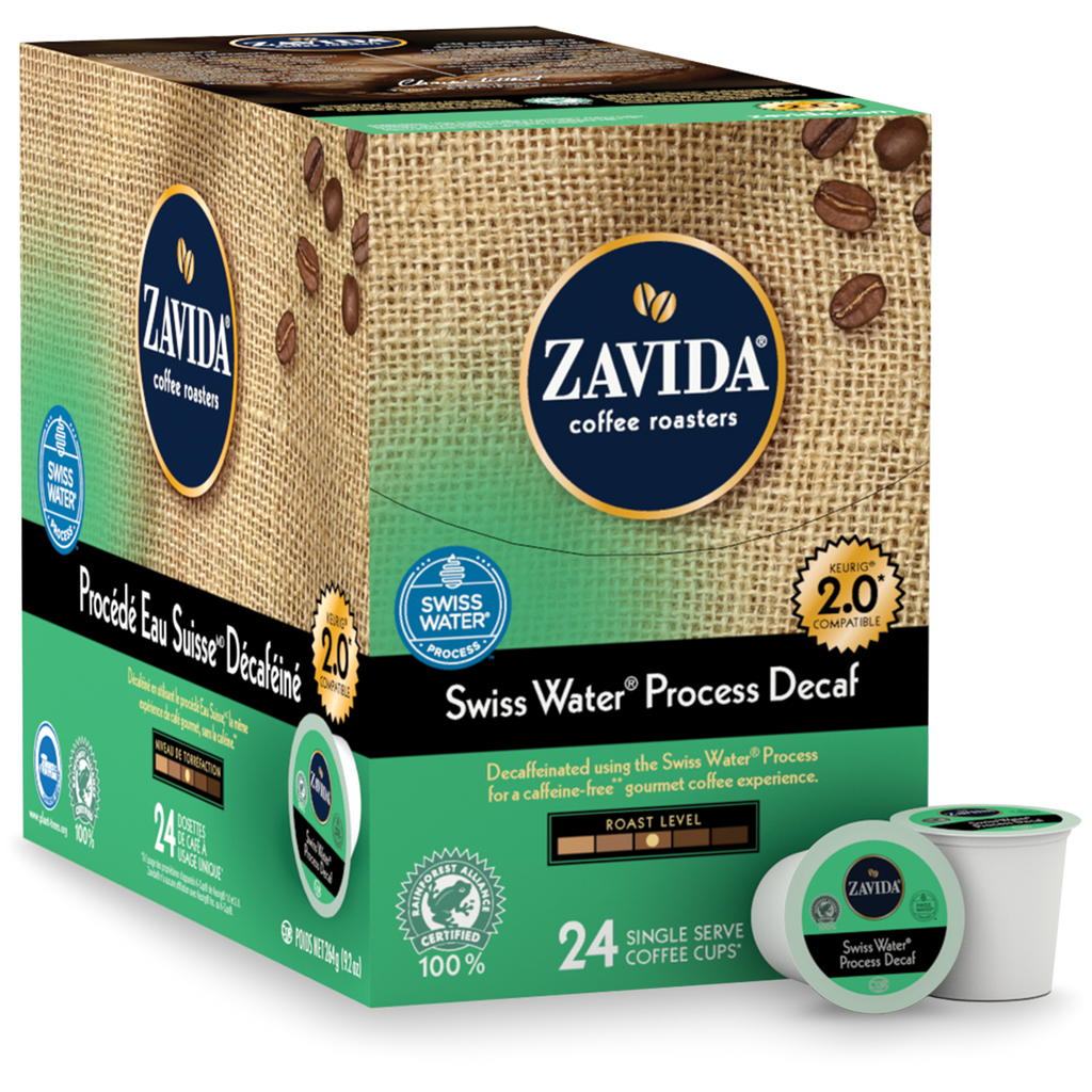 Zavida Decaf Swiss Water® Process